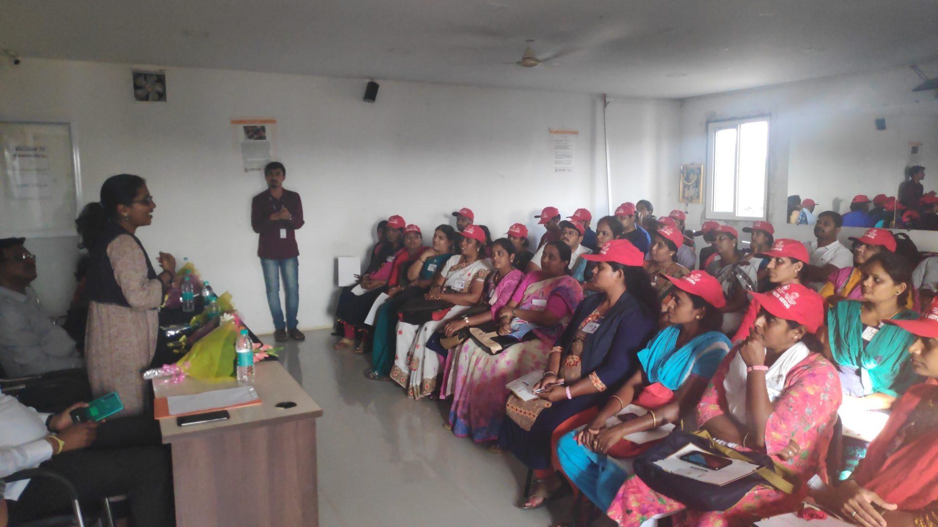 Shruthi Bharadwaj Digital marketing in bangalore