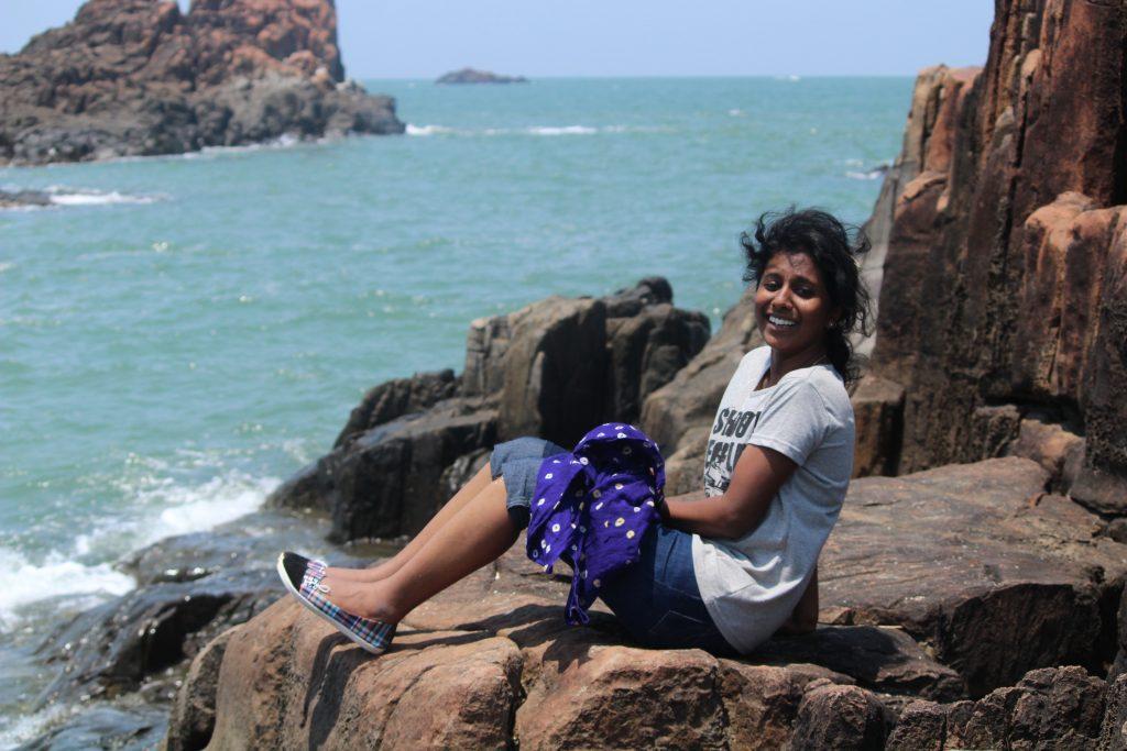 Shruthi Bharadwaj _Udupi & Malpe Beach