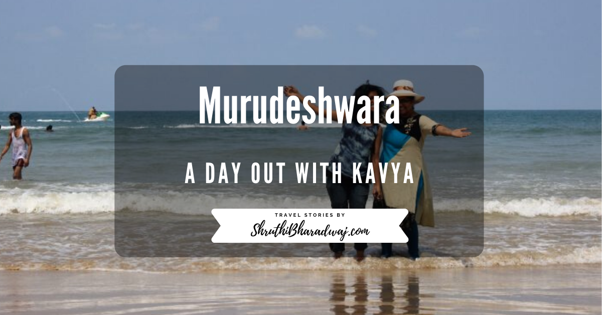 Murudeshwara – With Kavya